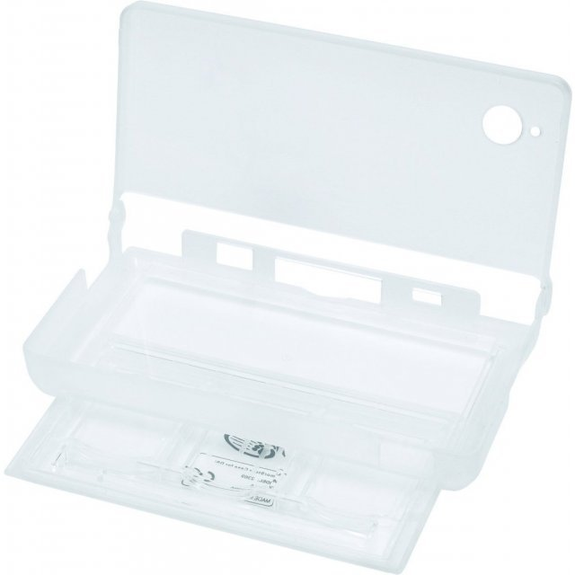 DSi Armor Store Case (Clear)