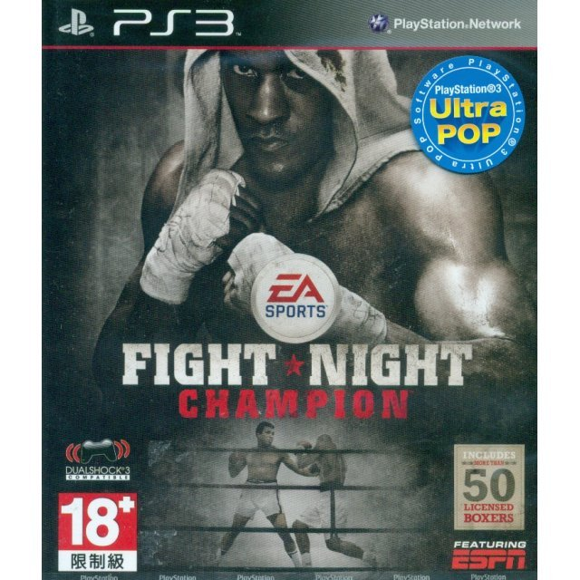 Fight Night Champion (PS3 Ultra Pop)