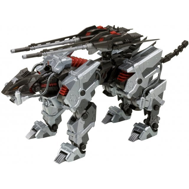 Zoids HMM Non Scale Pre-Painted Plastic Model Kit: EZ-035 Lightning Saix Irvine Special