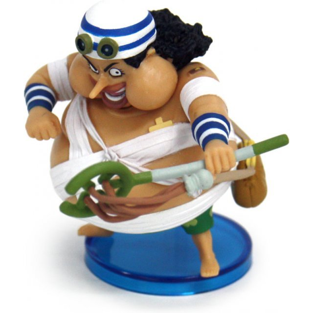 One Piece World Collectable Pre-Painted PVC Figure Vol.28: Usopp