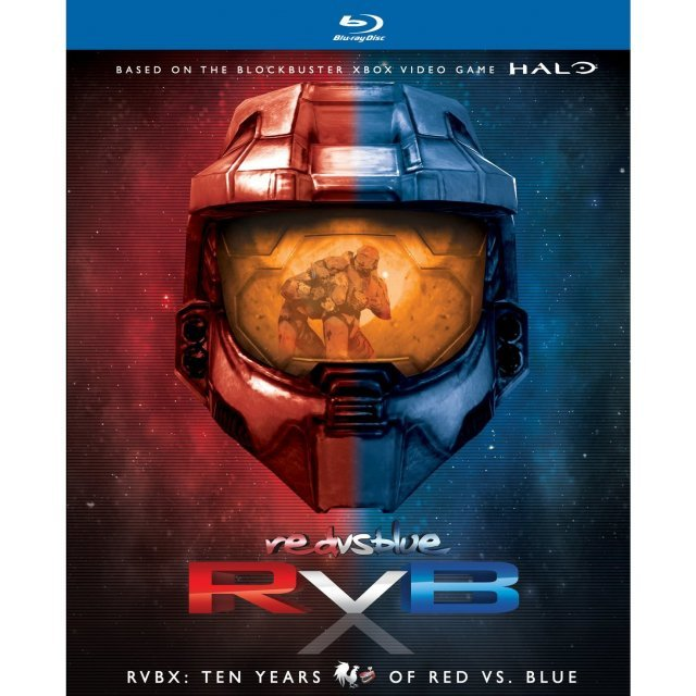Red Vs. Blue - RVBX: Ten Years of Red Vs. Blue