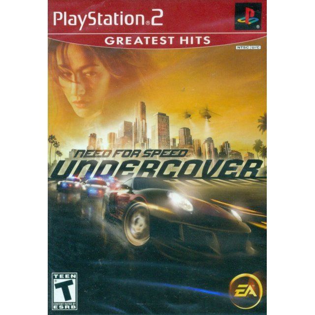Need for Speed Undercover (Greatest Hits)