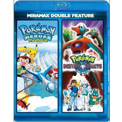 Pokemon Heroes / Pokemon: Destiny Deoxys