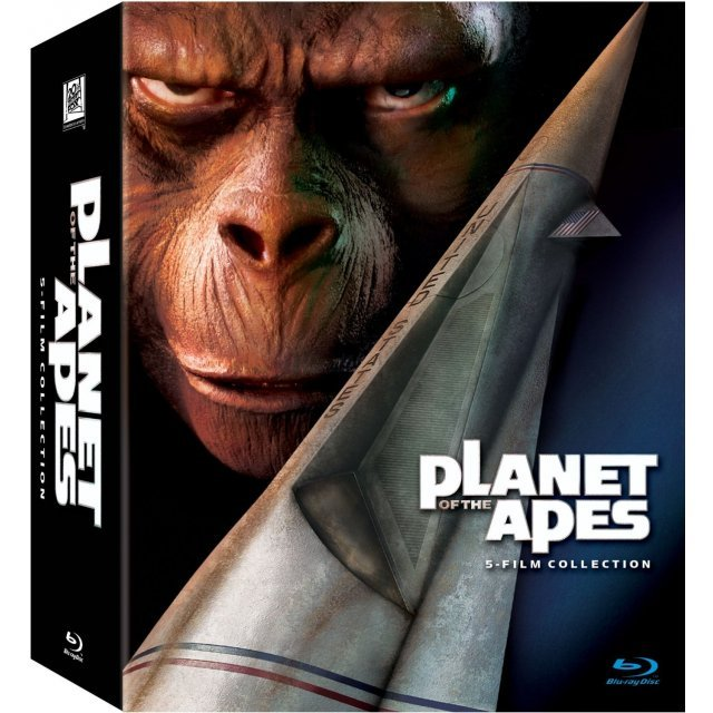 Planet of the Apes: 5 Film Collection