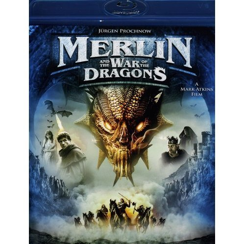 Merlin & the War of the Dragons