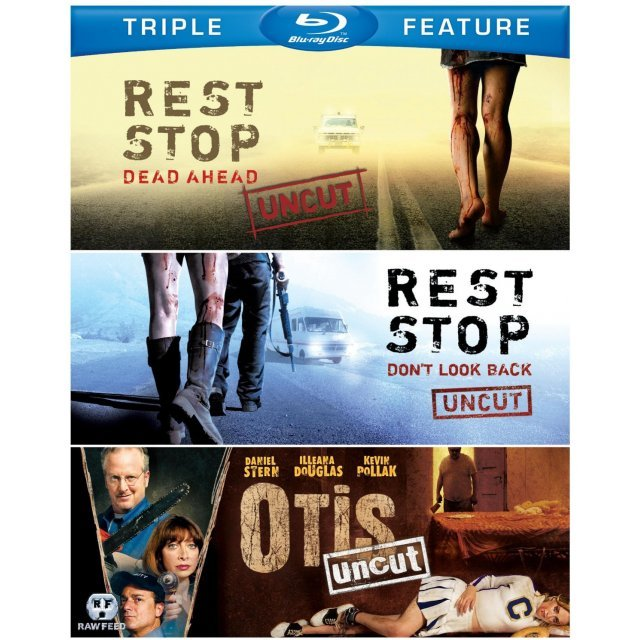Rest Stop: Dead Ahead / Rest Stop: Don't Look Back / Otis (Triple Feature)