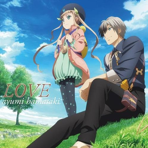 Love [CD ONLY]