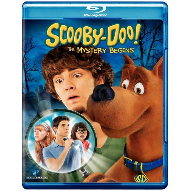 Scooby Doo! The Mystery Begins