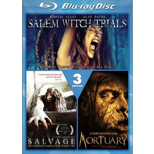 Salem Witch Trials / Salvage / Mortuary