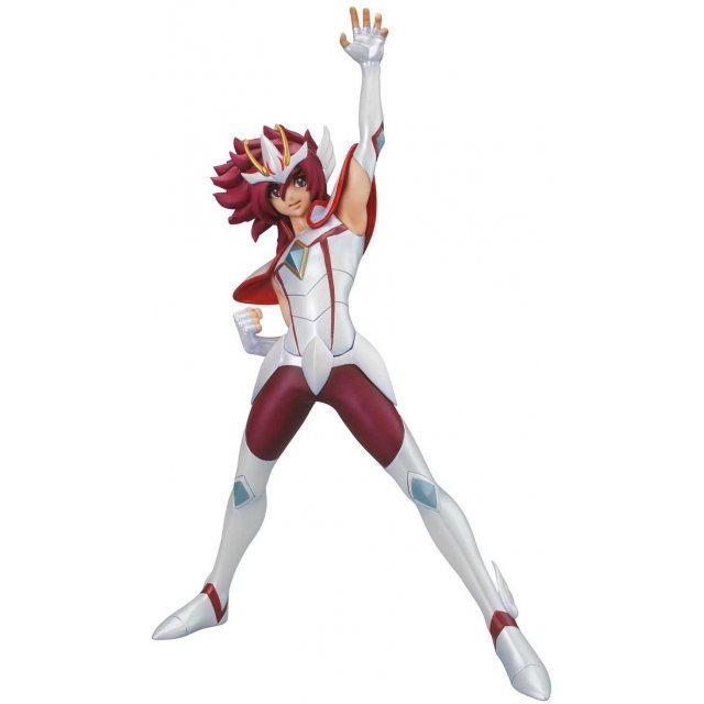 Saint Seiya Omega Non Scale Pre-Painted PVC Figure: Pegasus Koga