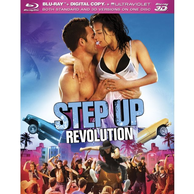 Step Up: Revolution 3D [Blu-ray 3D+Blu-ray+UltraViolet Digital Copy]