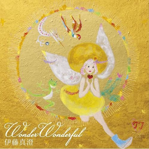 Wonder Wonderful [CD+DVD]