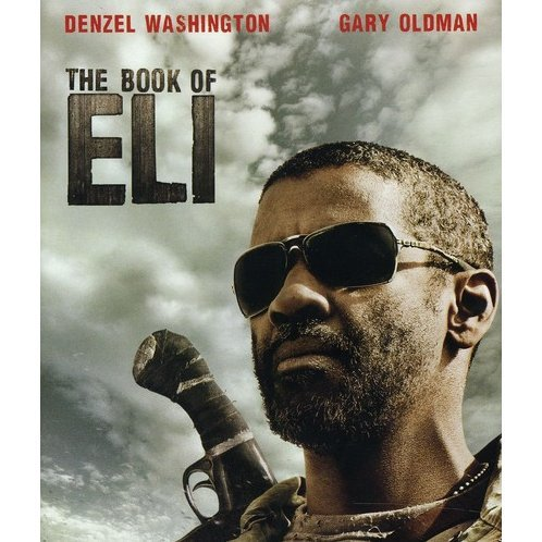 The Book of Eli [with Wrath of the Titans Movie Cash]
