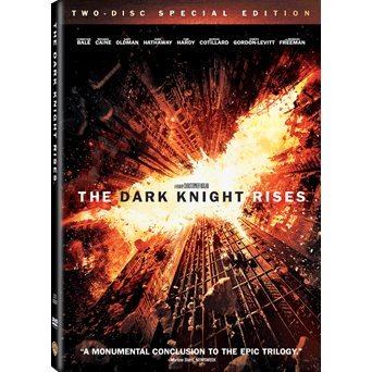 The Dark Knight Rises [2-Disc Edition]