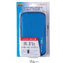 Smart Pouch for 3DS LL (Blue)