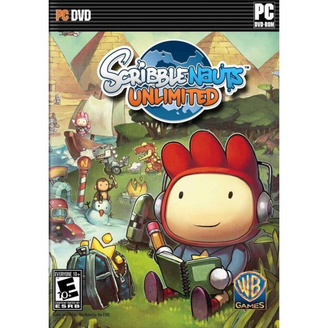 Scribblenauts Unlimited (DVD-ROM)