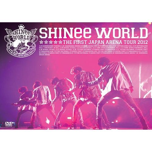 First Japan Arena Tour - Shinee World 2012