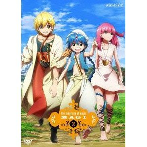 Magi The Labyrinth Of Magic 2