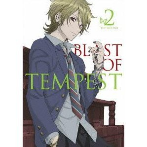 Zetsuen No Tempest / Blast Of Tempest 2 [Blu-ray+CD Limited Edition]