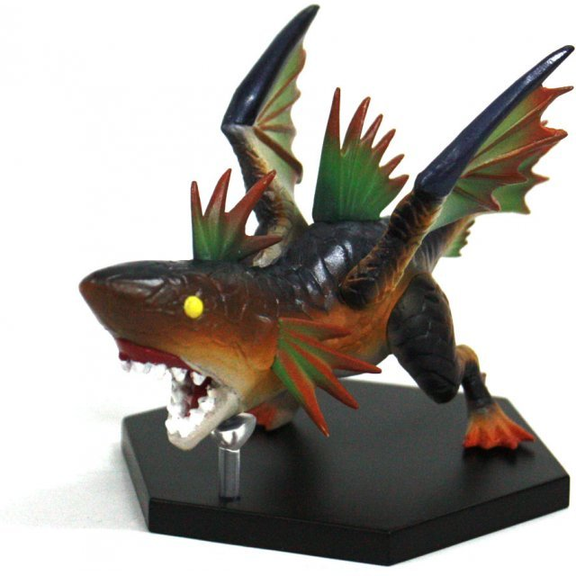 Monster Hunter Collection Figure 4: Ganototos