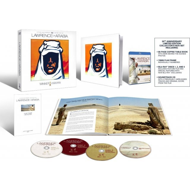 Lawrence of Arabia (50th Anniversary Limited Collector's Edition)
