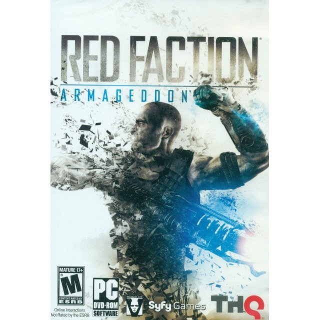 Red Faction: Armageddon (Steam)