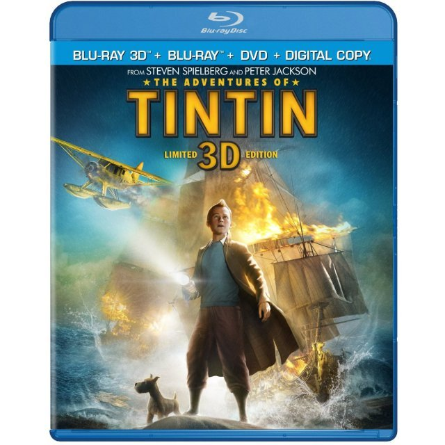 The Adventures of Tintin 3D