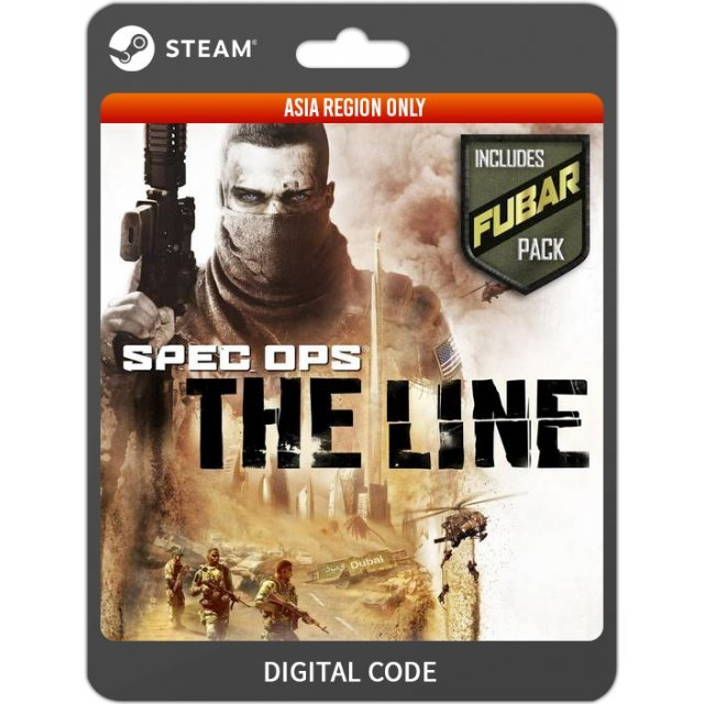 Spec Ops: The Line [Including Fubar Pack]