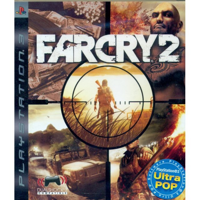 FarCry 2 (PS3 Ultra Pop)