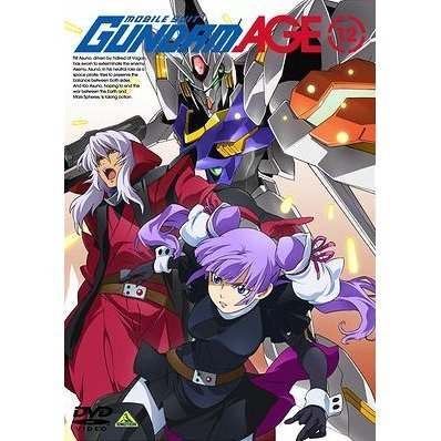 Mobile Suit Gundam Age Vol.12