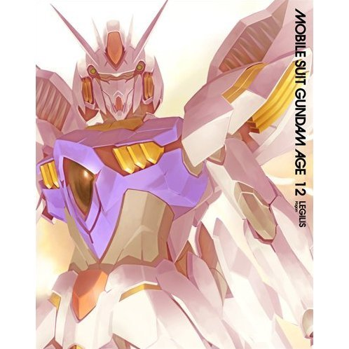 Mobile Suit Gundam Age Vol.12 [Deluxe Limited Edition]