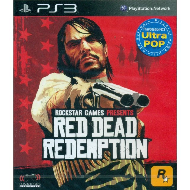 Red Dead Redemption (PS3 Ultra Pop)