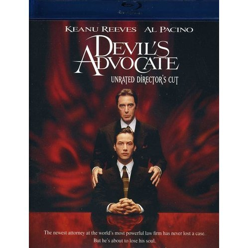 The Devil's Advocate [Unrated Director's Cut]