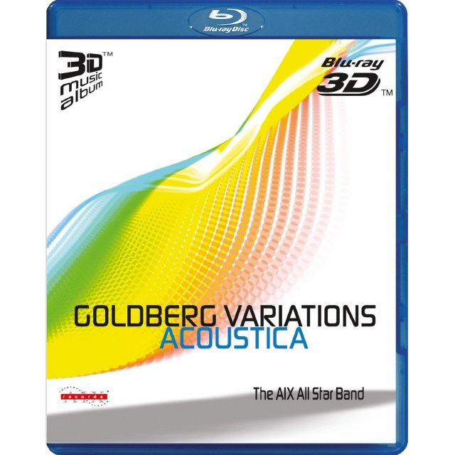 Goldberg Variations Acoustica 3D