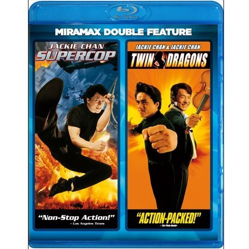 Supercop / Twin Dragons (Miramax Double Feature)