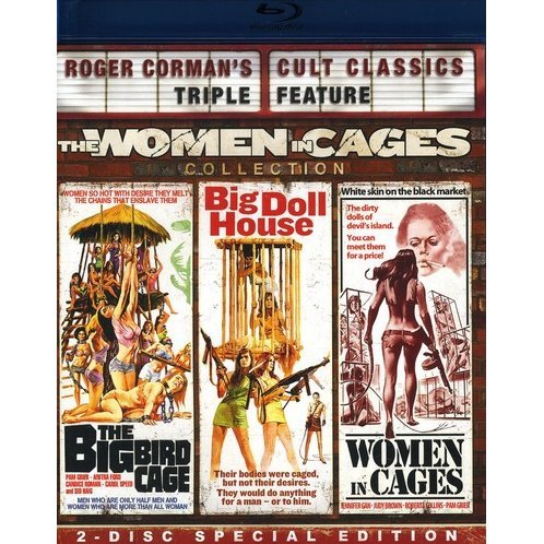 Roger Corman's Women in Cages Collection