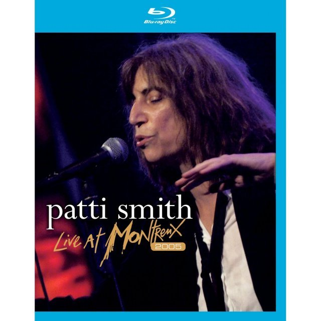 Patti Smith Live at Montreux