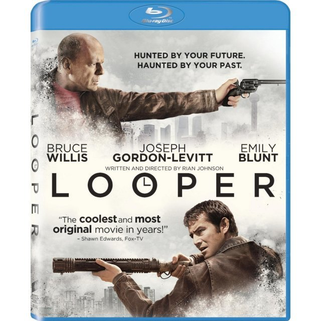Looper [Blu-ray+UV Digital Copy]