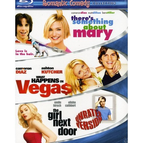 There's Something About Mary / What Happen's in Vegas / The Girl Next Door