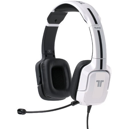 Tritton Kunai Stereo Headset (PlayStation 3, PlayStation Vita) White