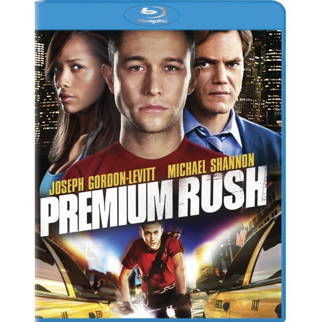Premium Rush [Blu-ray+UV Digital Copy]