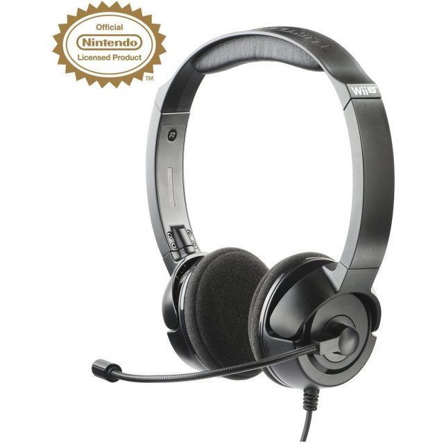 Turtle Beach Ear Force NLa Nintendo Headset (Black)