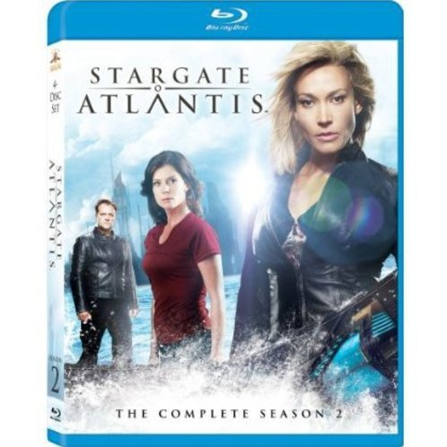 Stargate Atlantis: The Complete Season 2
