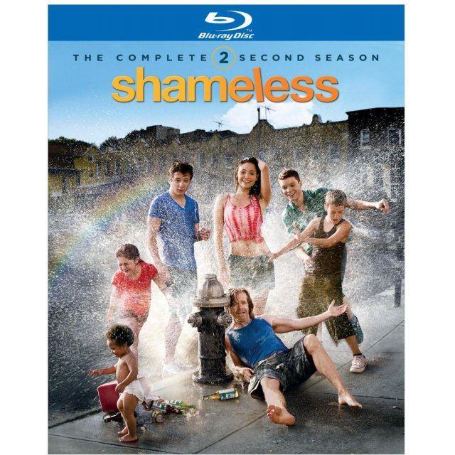 Shameless: The Complete Second Season [Blu-ray+UV Digital Copy]