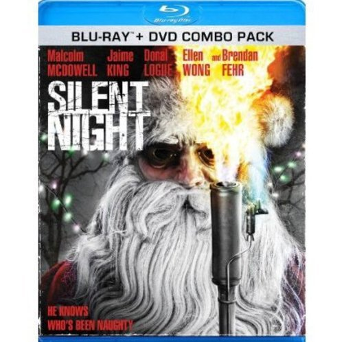 Silent Night [Blu-ray+DVD Combo Pack]