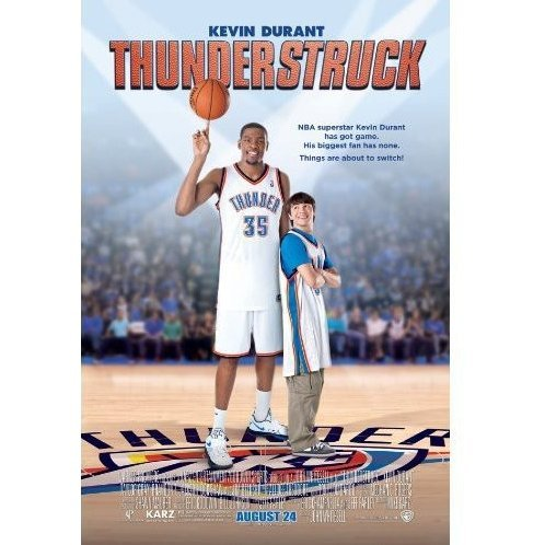 Thunderstruck [Blu-ray+UV Digital Copy]