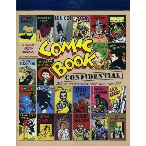 Comic Book Confidential [20th Anniversary Edition]