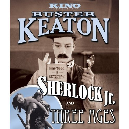 Sherlock Jr. / Three Ages