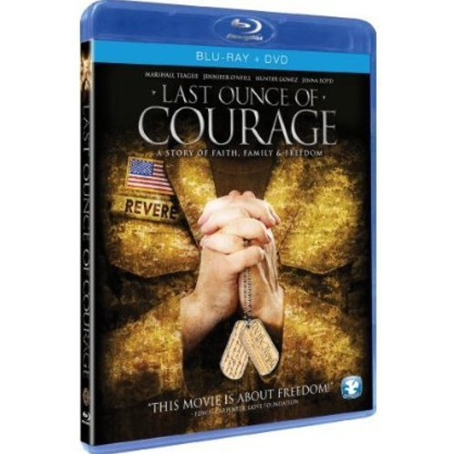 Last Ounce of Courage [Blu-ray+DVD]