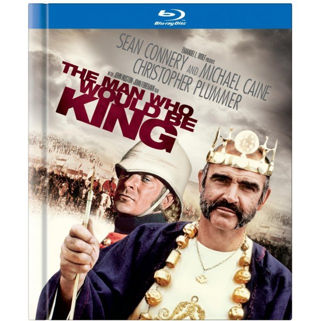 The Man Who Would Be King [Digibook]